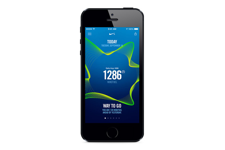 Image of Nike Launches the Nike+ Move App