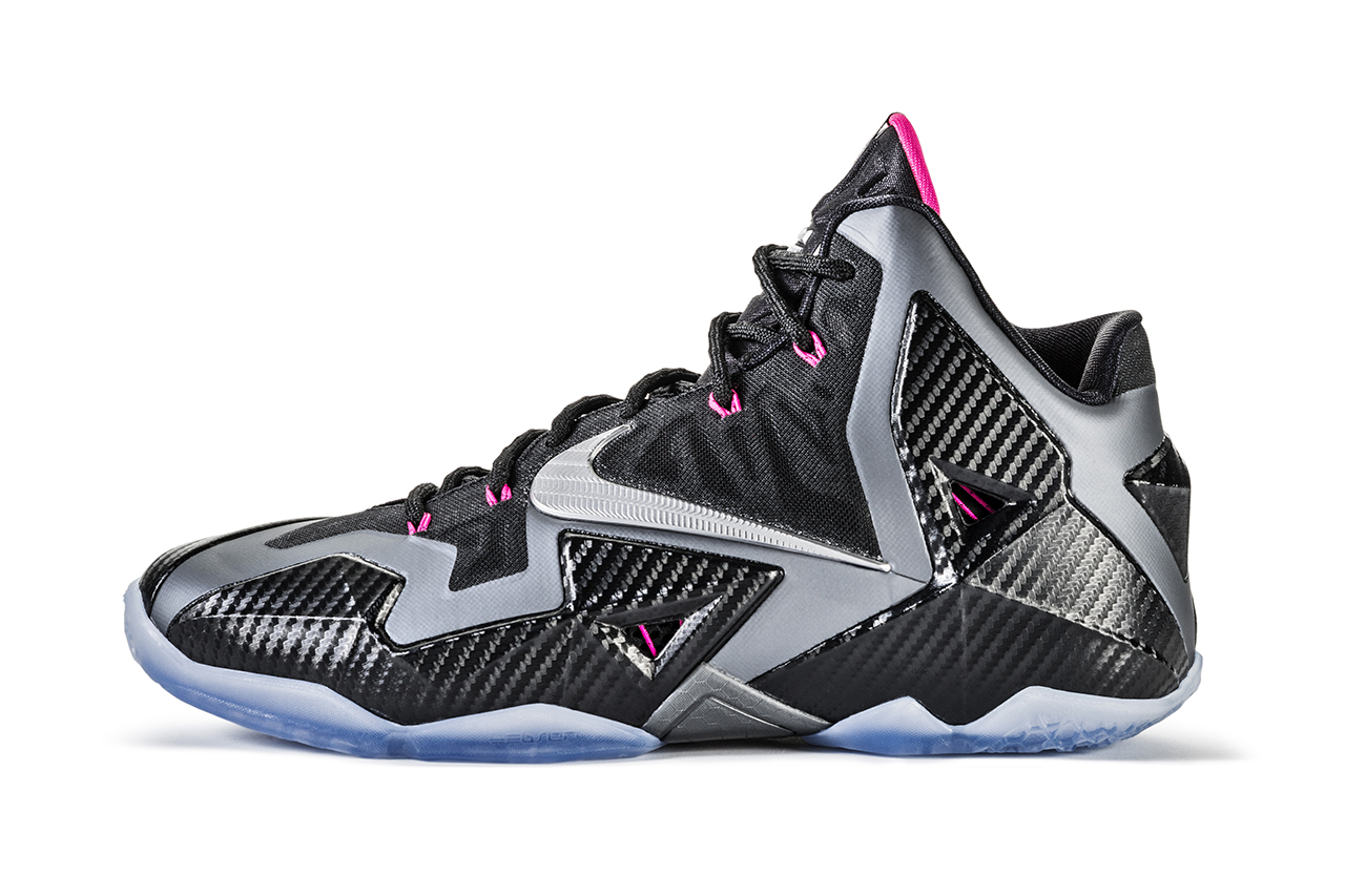 "Image of Nike LeBron 11 ""Miami Nights"""