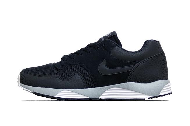 Image of Nike Lunar Terra Safari Black/Black-Silver-White