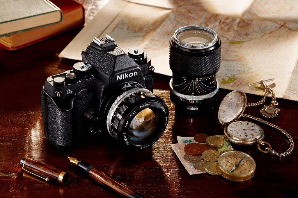 Image of Nikon Df Compact Full-Frame Camera