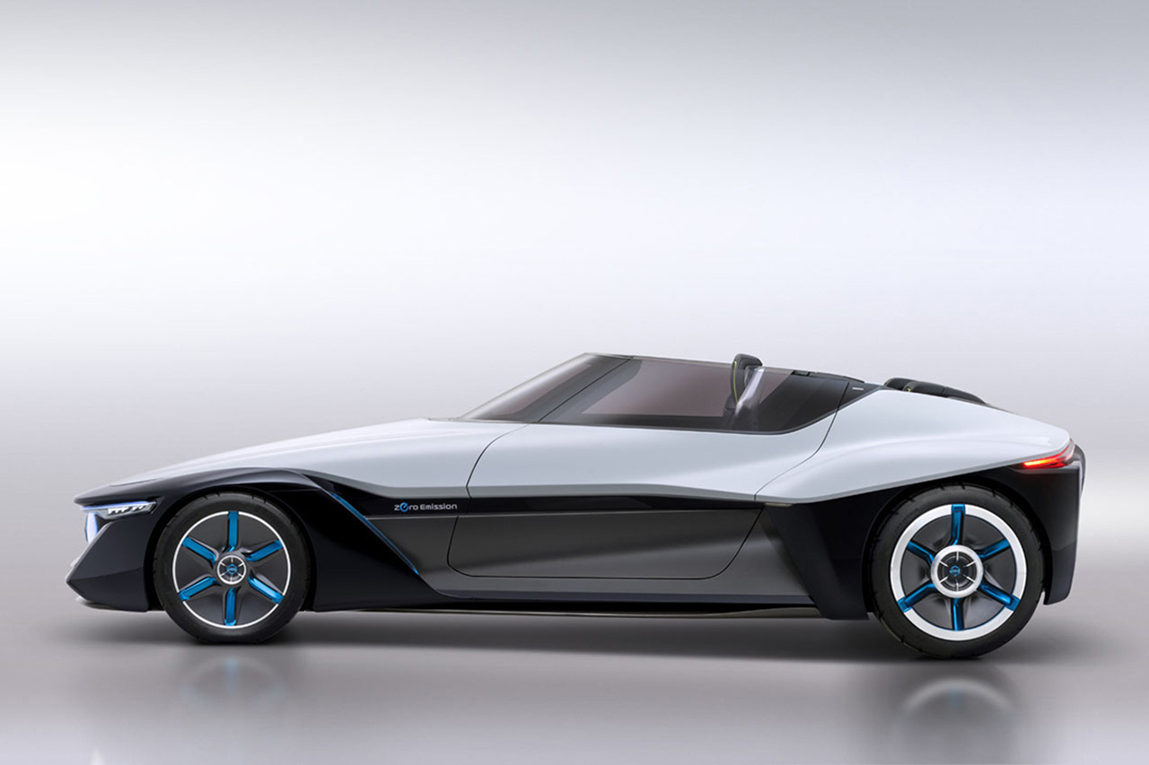 Image of Nissan BladeGlider Concept