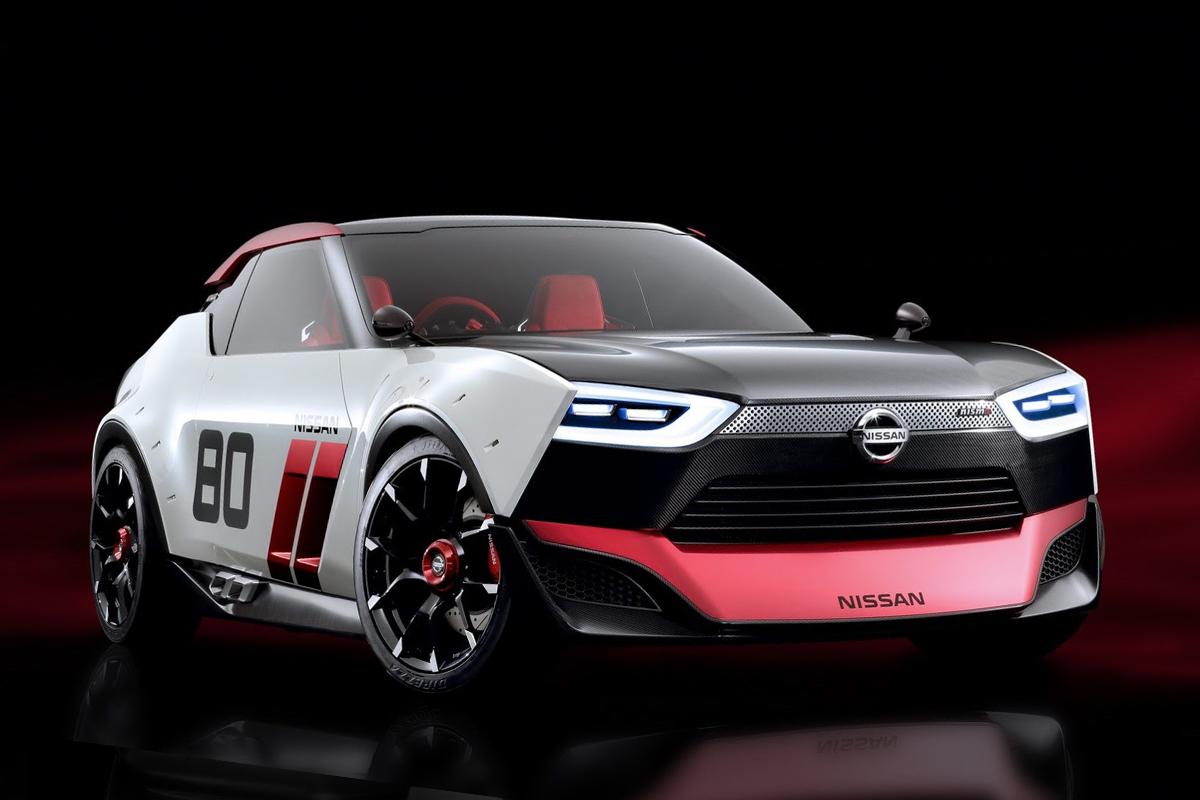 Image of Nissan IDx NISMO Concept