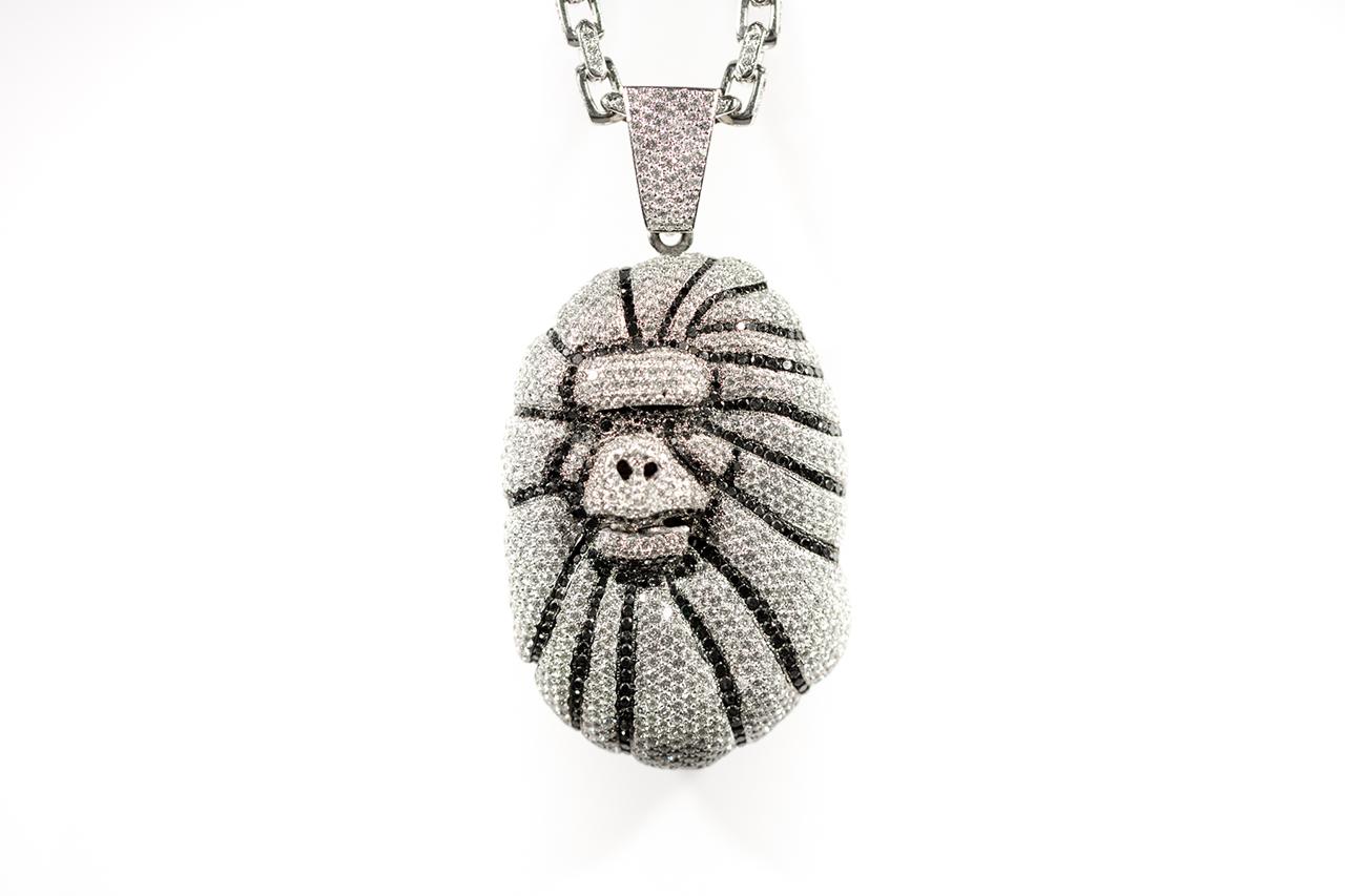 Image of NOWHERE / A Bathing Ape Present: BAPELAND Exhibition Recap