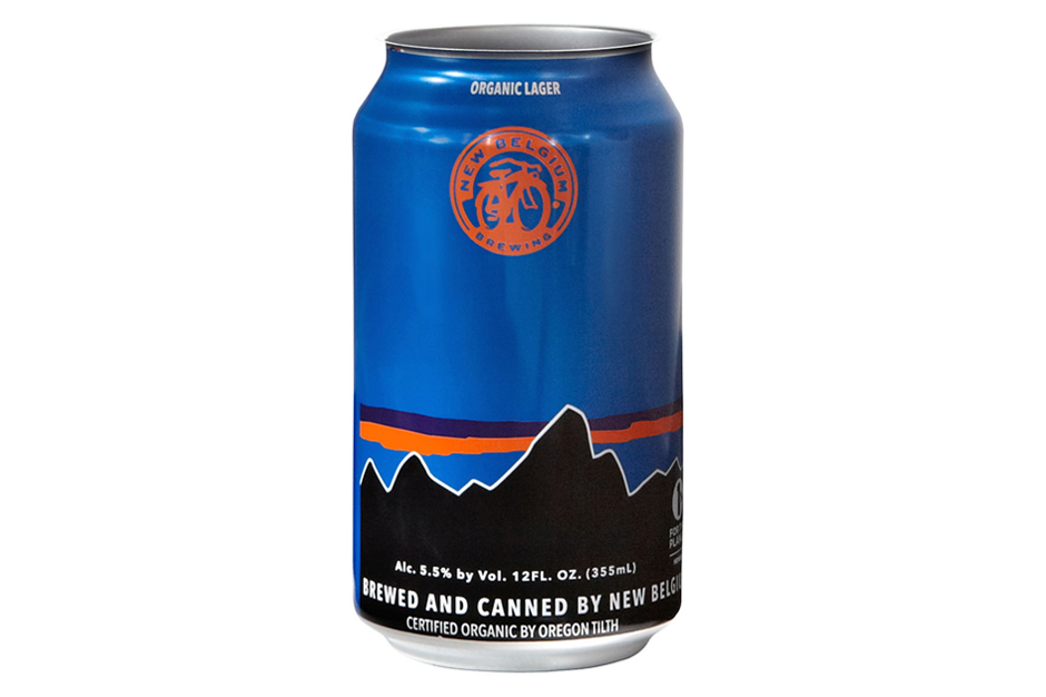 Image of Patagonia x New Belgium Brewing California Route Lager