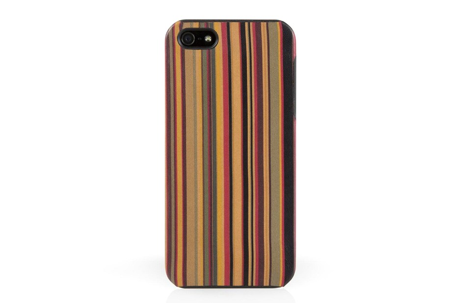 Image of Paul Smith Vintage Stripe iPhone 5s Case