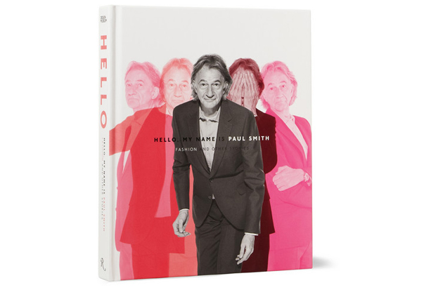 Image of Paul Smith's 'Hello, My Name is Paul Smith' Book Now Available