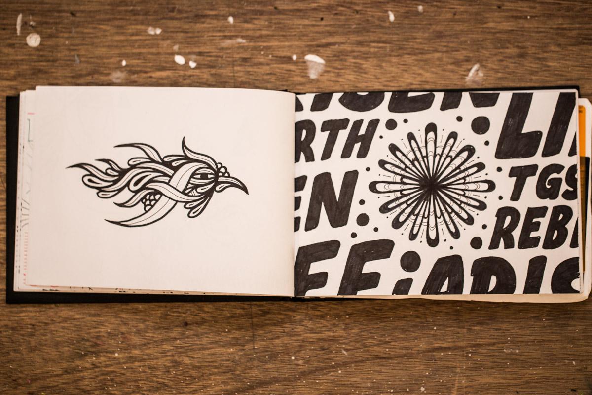 Image of Pen & Paper: Beastman