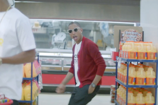 Image of Pharrell Presents the World's First 24-Hour Music Video