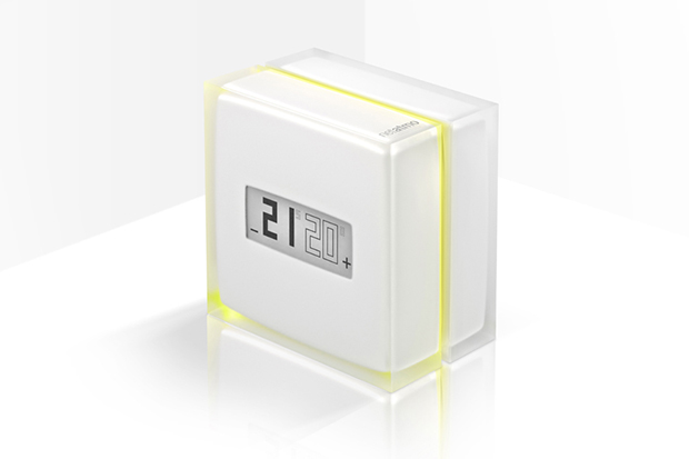 Image of Philippe Starck Designs Netatmo's Smartphone-Controlled Thermostat