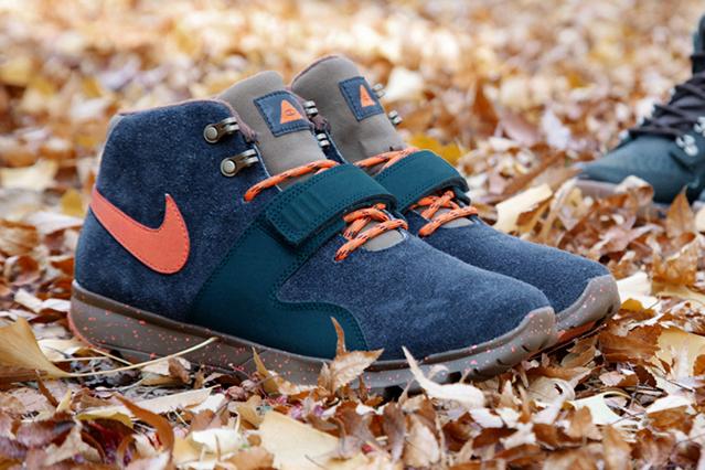 Image of Poler x Nike 2013 Trainerendor Mid Premium
