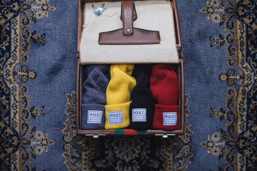 Image of POST Hats & Details 2013 Holiday Collection