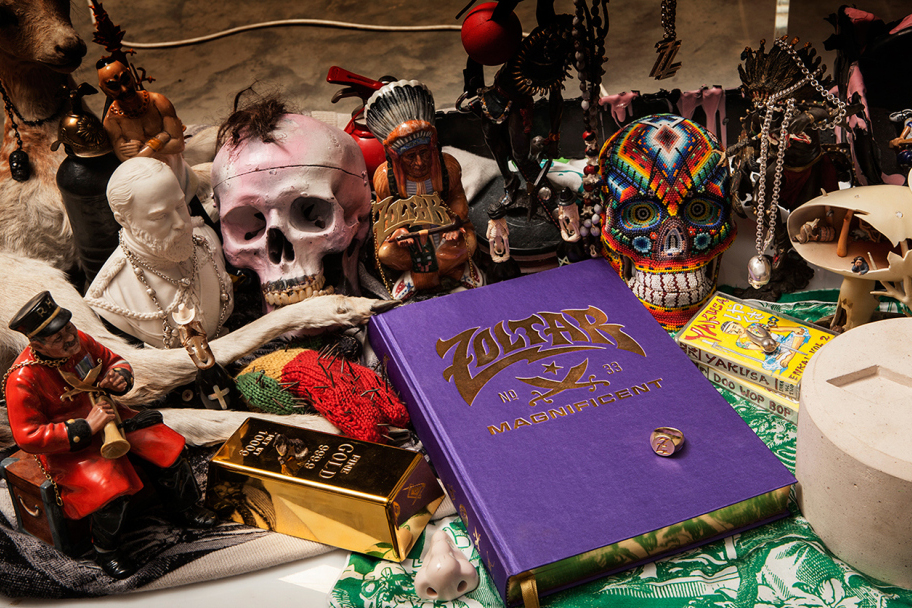 Image of Project Zoltar Presents 'Zoltar the Magnificent' Book