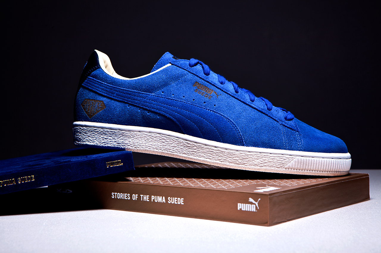Image of PUMA Presents XLV STORIES OF THE PUMA SUEDE' Limited Edition Book