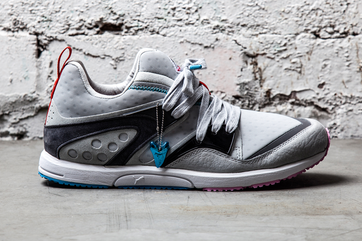 Image of PUMA x Sneaker Freaker Blaze of Glory Five Year Re-Issue Collection