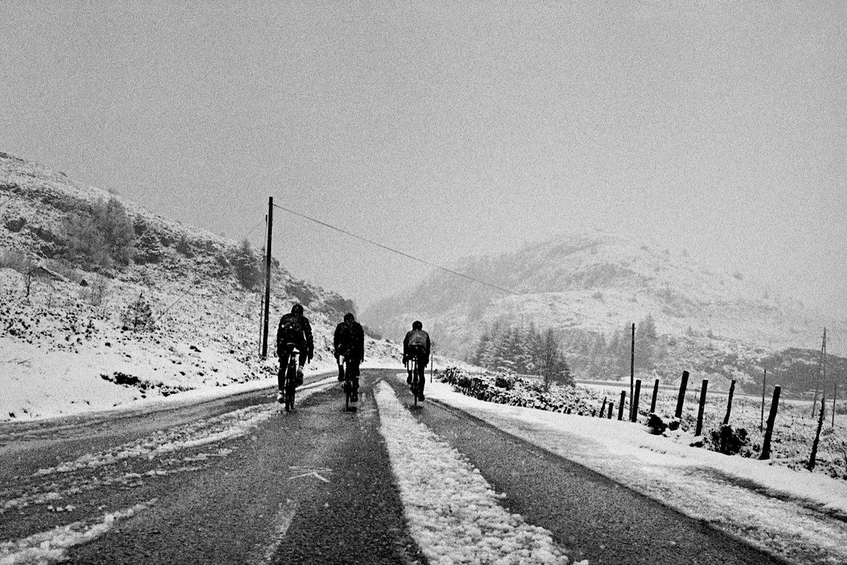 "Image of Rapha 2013 Holiday ""Deep Winter"" Lookbook"