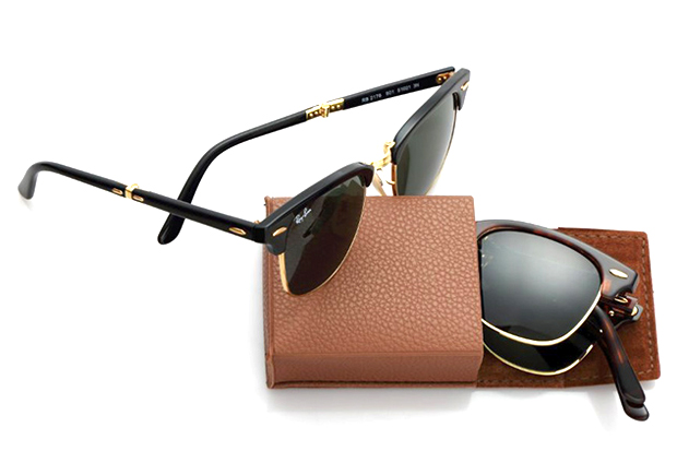 Image of Ray-Ban Folding Clubmaster