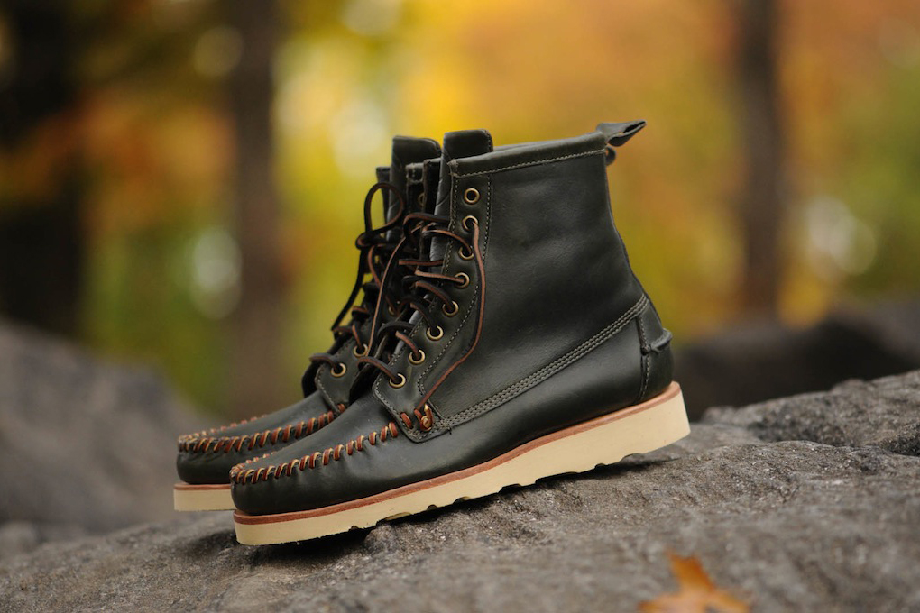 Image of Ronnie Fieg for Sebago 2013 Fall Collection