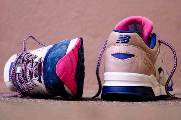 Image of Ronnie Fieg x New Balance CM1600 Preview