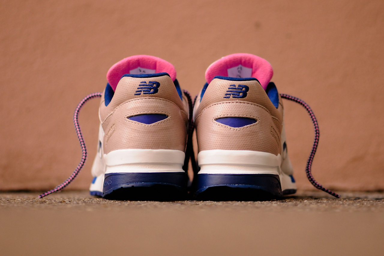 "Image of Ronnie Fieg x New Balance CM1600 ""Daytona"""