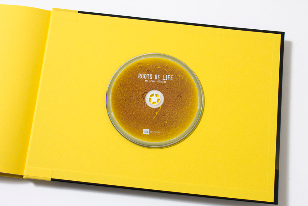 Image of THE NORTH FACE PURPLE LABEL x nanamica Present 'Roots of Life Vol.7' Book