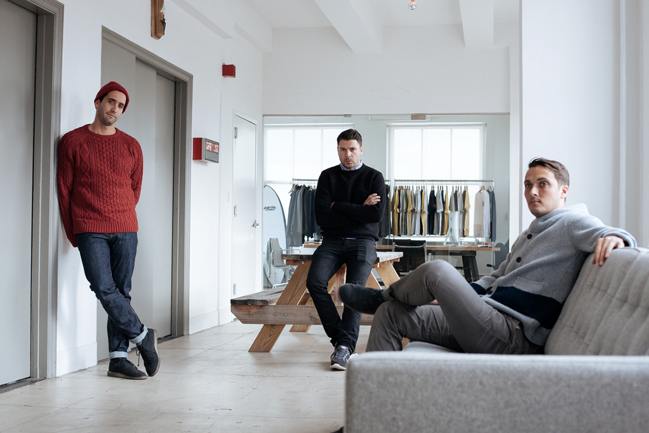 Image of Saturdays Surf NYC's Co-Founders Talk About the Brand