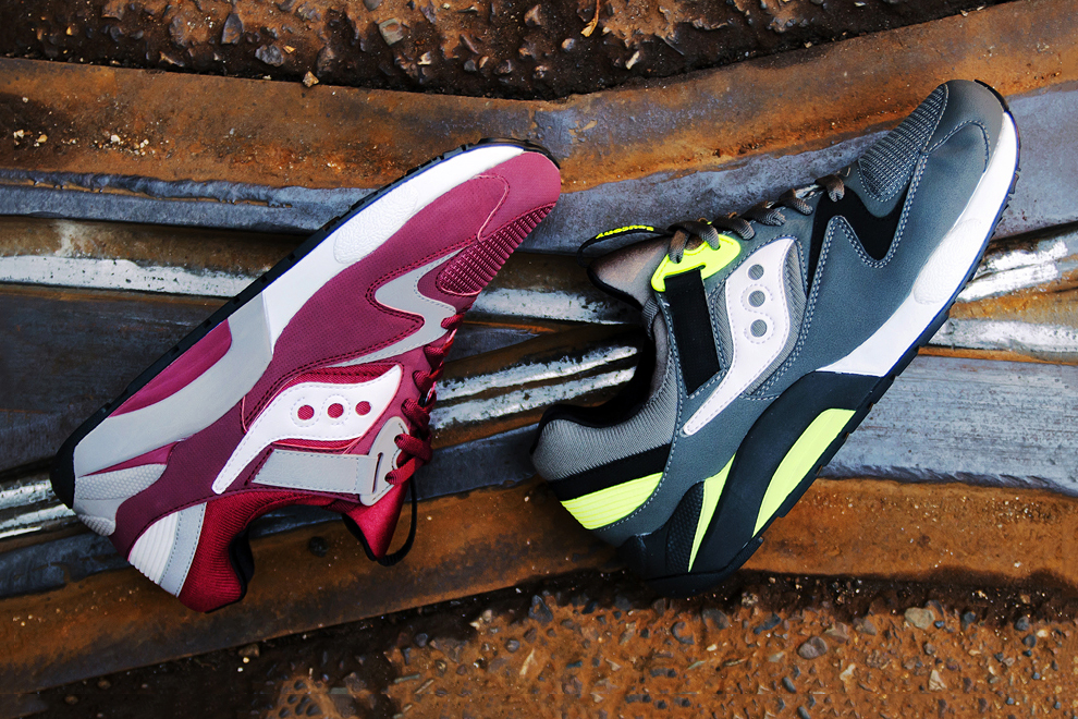 Image of Saucony Originals 2013 Fall/Winter GRID 9000 New Releases