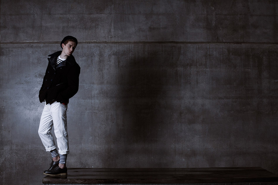 "Image of Slam Jam Socialism 2013 Fall/Winter ""STAND BY"" Lookbook"