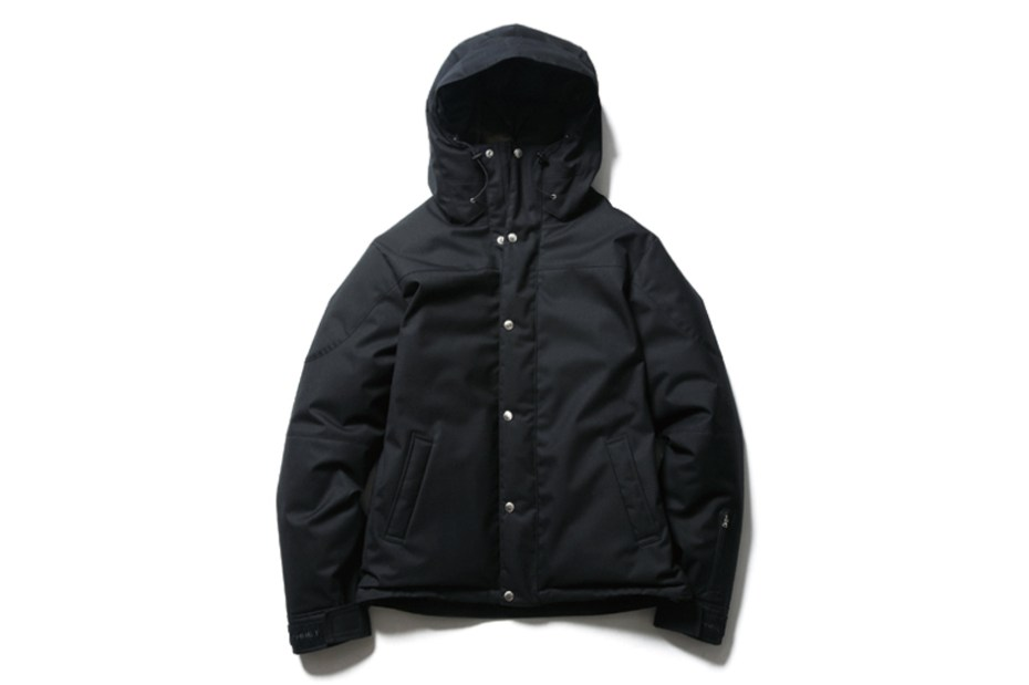 Image of SOPHNET. 2013 Fall/Winter 2 Layer Wool Mountain Down Parka