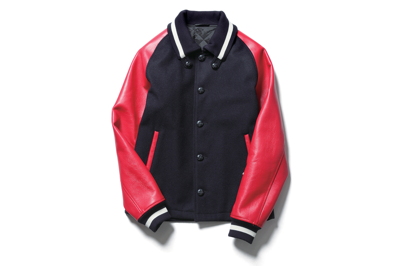 Image of SOPHNET. 2013 Fall/Winter Stadium Blouson