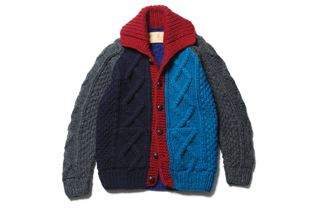Image of SOPHNET. x Canadian Sweater Company 2013 Fall/Winter Cardigan