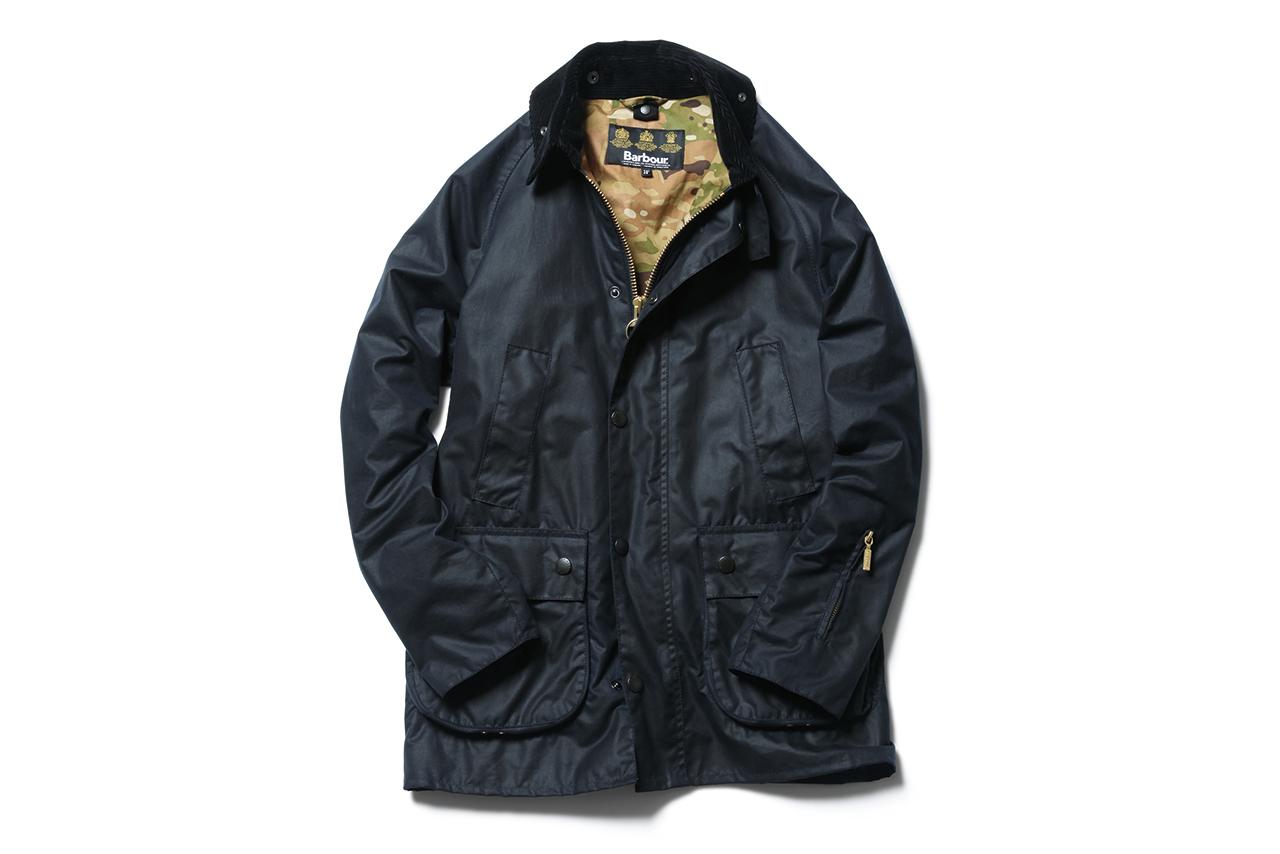 Image of SOPHNET. x Barbour 2013 Fall/Winter Bedale Jacket