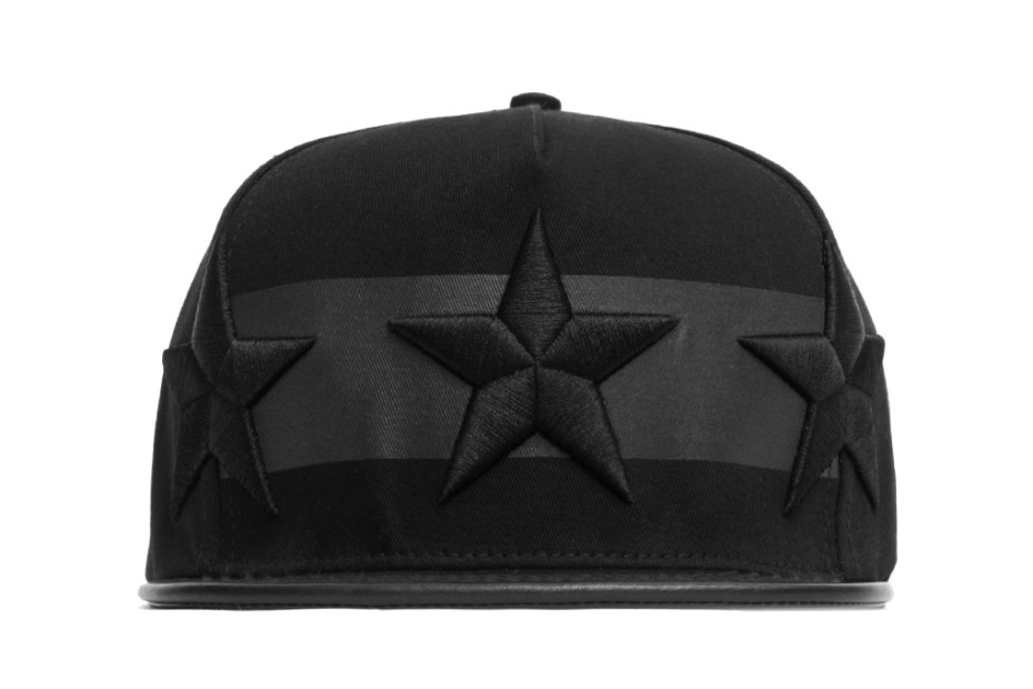 Image of Stampd All Black Star Hat