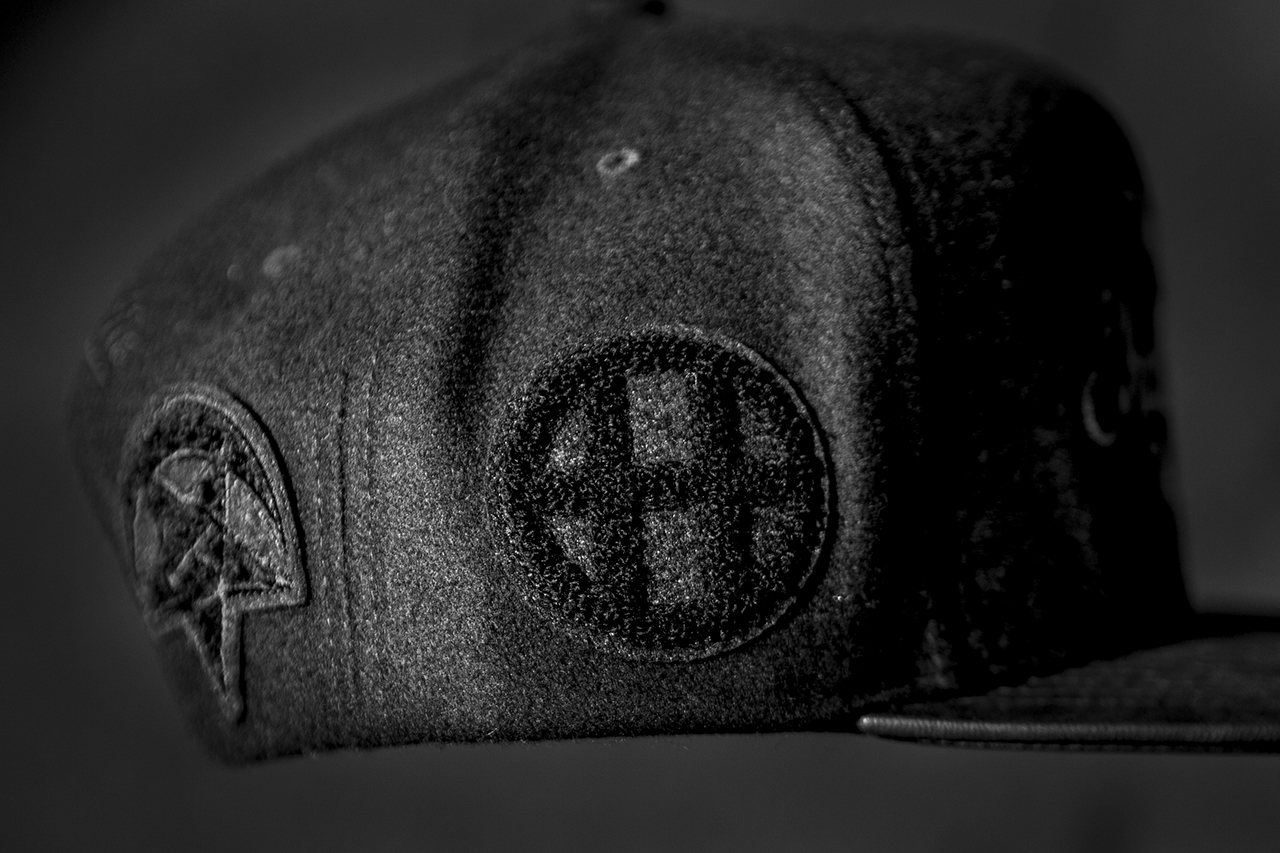 Image of Staple x Black Scale x HUF x 10.Deep for ART START Capsule Collection