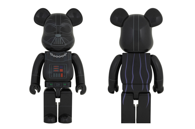 "Image of Star Wars x Medicom Toy 1000% ""Darth Vader"" Bearbrick"