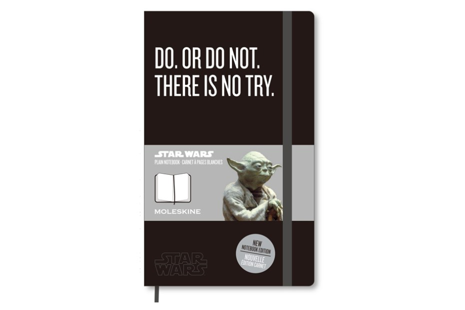 Image of Star Wars x Moleskine 2013 Notebook Collection