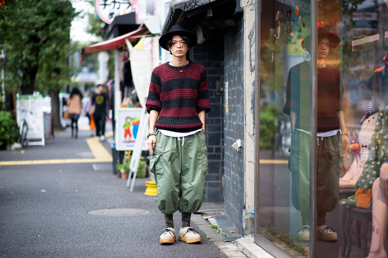 Image of Streetsnaps: Kenshiro Iwai