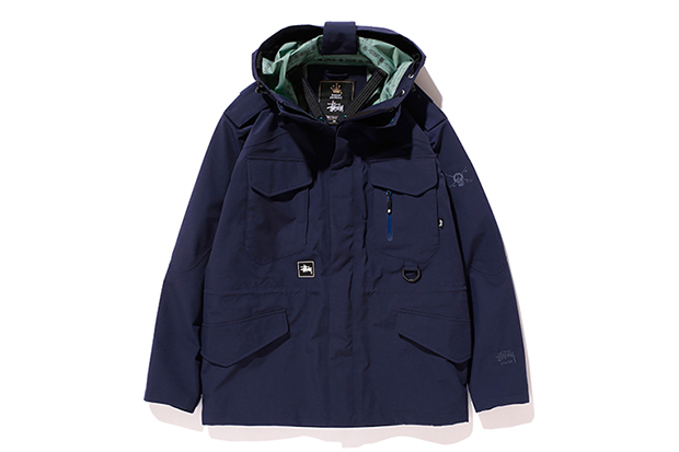 Image of Stussy x GORE-TEX M-65 Jacket