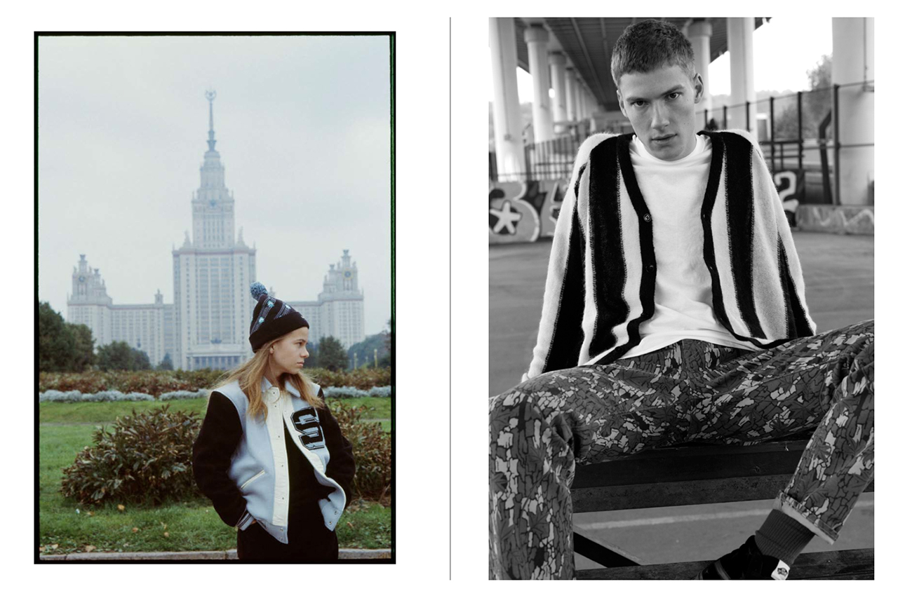 Image of Supreme 2013 Fall/Winter Editorial by GRIND Magazine