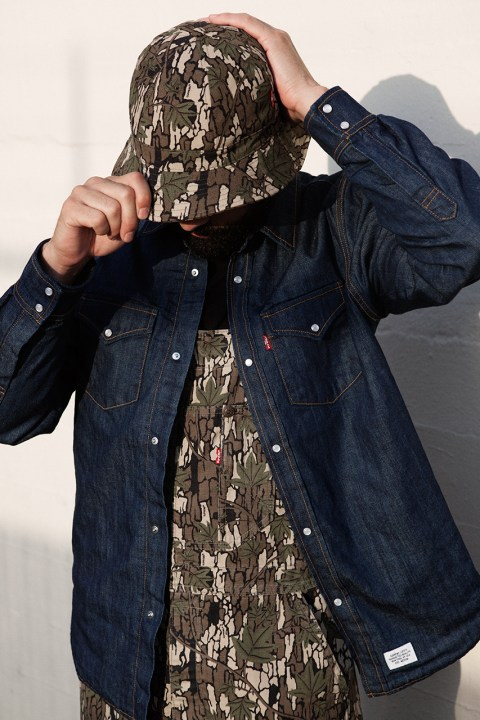 Image of Supreme x Levi's 2013 Fall/Winter Collection