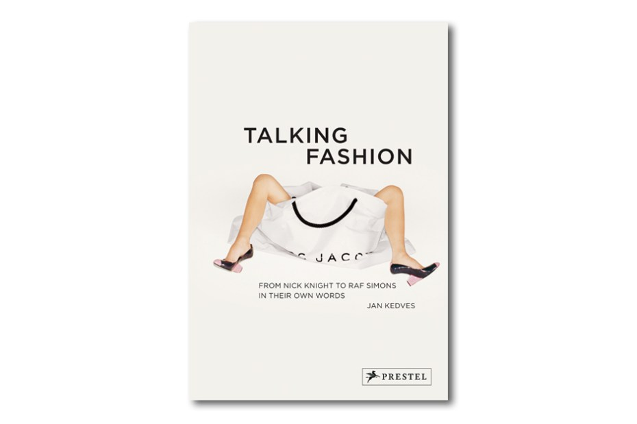 Image of 'Talking Fashion' Book by Jan Kedves and Prestel Publishing