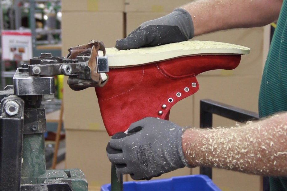 Image of The Making of the Concepts for Red Wing Boot