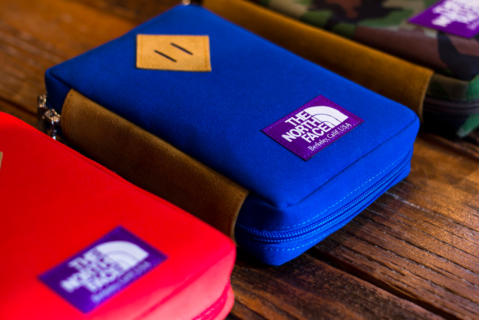 Image of THE NORTH FACE PURPLE LABEL x Hobonichi TNF Field Pack