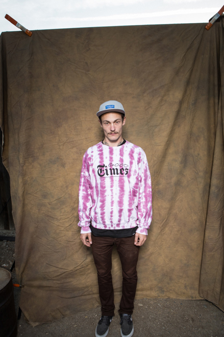 "Image of The Quiet Life 2013 Holiday ""BBQ Portraits"" Lookbook"