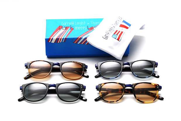 Image of Thierry Lasry x Garrett Leight 2013 Fall/Winter Eyewear Collection Second Delivery
