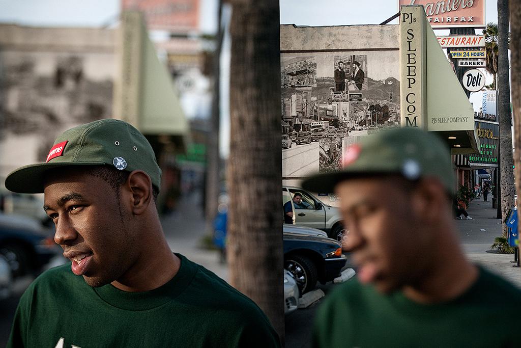 Image of THROUGH THE LENS: Atiba Jefferson