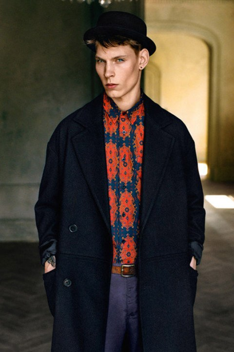 Image of Topman 2013 Winter Campaign