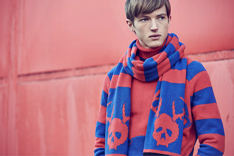 Image of Topman x Sibling London 2013 Holiday Knitwear Collection