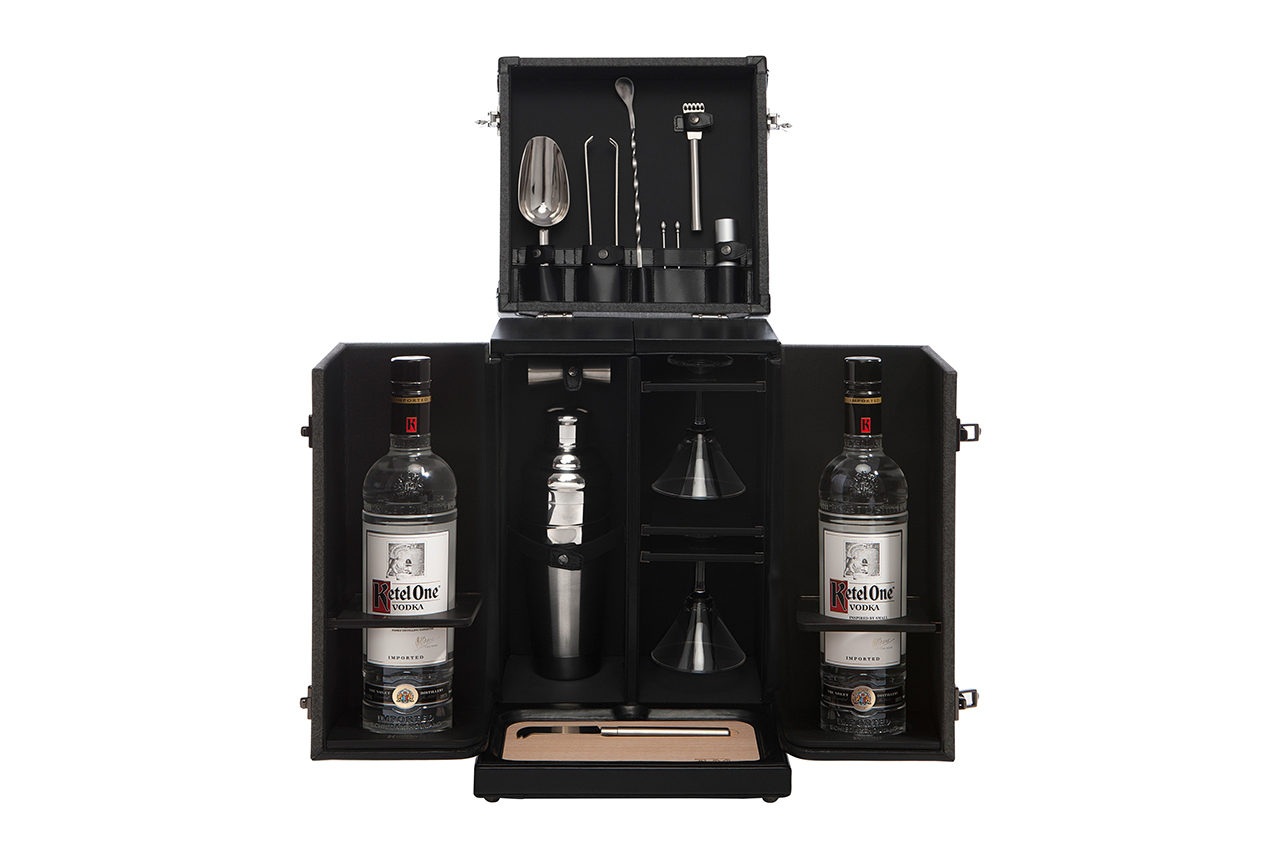 Image of Tumi x Ketel One Vodka Mixology Collection