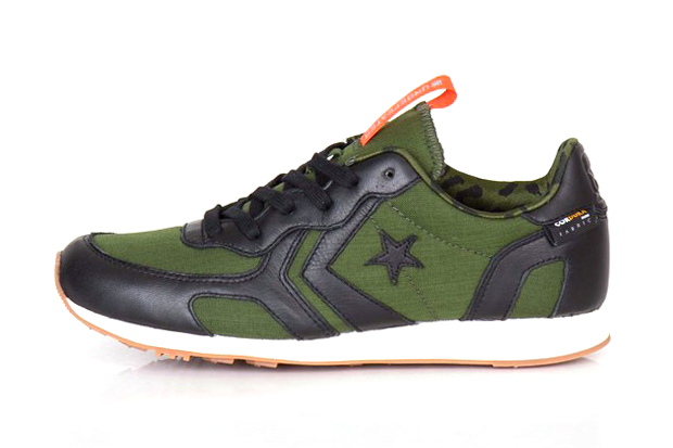 Image of Undefeated x Converse Auckland Racer and Pro Field Hi Preview