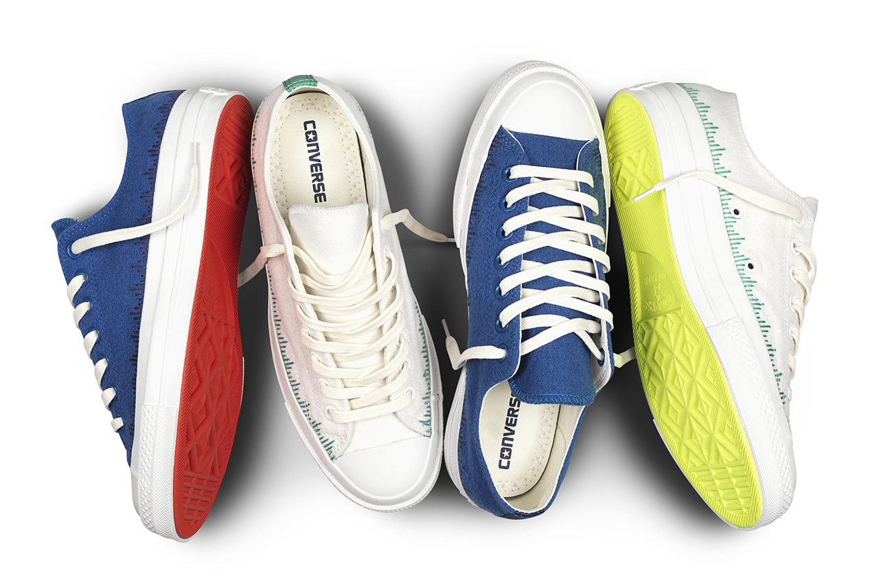 Image of Union x Converse First String 1970s Chuck Taylor All Star Collection